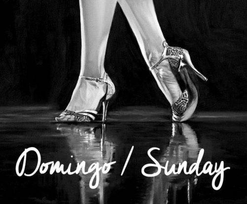 Clase de Tango del domingo 26 de Septiembre
