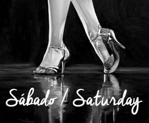 Clase de Tango del sábado 25 de Septiembre