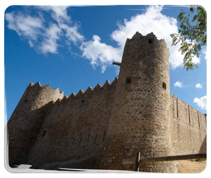 Calonge's castle