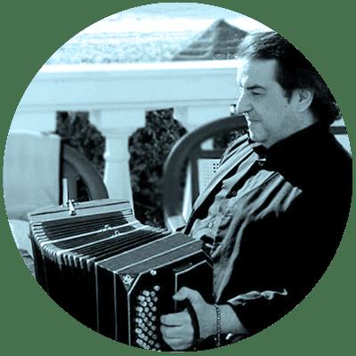 Toni Barber from Barcelona Tango Club, organization of the Festival Internacional de Tango de Sitges and Barcelona Tango Amigo